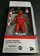 Star wars Black Series Holiday edition Clone Trooper Exclusive