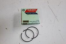 Vintage Yamaha YG1K Piston Ring Set (+.25) 180-11601-11
