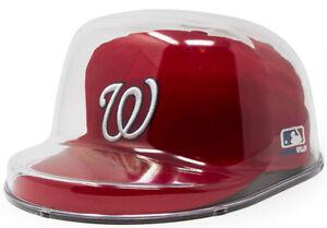 BallQube Cap'It Baseball Cap Holder / Hat Display Case 98% UV Block Made In USA