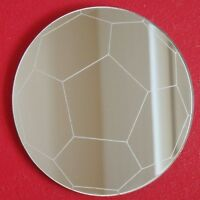 Football Acrylic Mirror (Several Sizes Available)