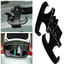 New High Quality ABS Car SUV Rear Trunk Bag Foldable Hook Cargo Hanger Holder 2X