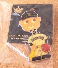 Colorado Rockies dangle bobbing head type lapel pin
