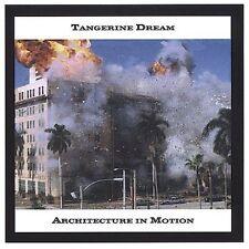 TANGERINE DREAM - Architecture In Motion - CD -  Like new 1999