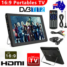 14inch Portable Digital TV Analog Television TFT-LED MP3 MP4 Player Television