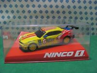 "Slot Car 1/32  -  CHEVROLET  CAMARO  "" Eagle "" One   - Scalextric  nuova / MIB"