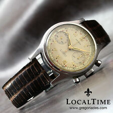 ARISTO watch co.. Inc. [ Kummer sa suisse ] CHRONOGRAPHE vintage montre vénus 188 cal.