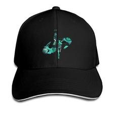 DP Dude Perfect Logo Plain Adjustable Snapback Hats Caps Black
