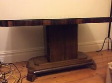 RARE Art Deco Hall Table/ Desk/ Dining