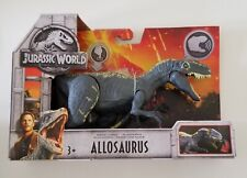 Mattel Jurassic World Fallen Kingdom Roarivores Allosaurus