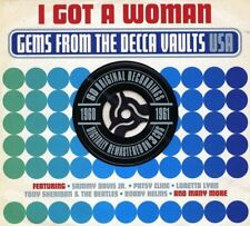 Gems From The Decca Vaults - I Got A Woman (3CD 2013) NEW/SEALED