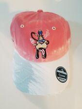 Black Keys Goofy Hookah Dad Hat Strap Back Cap Salmon