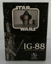 Star Wars Gentle Giant Ig-88 Bust 2004 The Empire Strikes Back