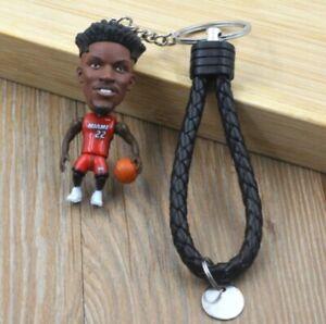 NBA Player Keychain Jimmy Butler