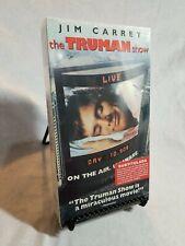 The Truman Show (VHS, 1999, Paramount Presentations - Spanish Subtitled)