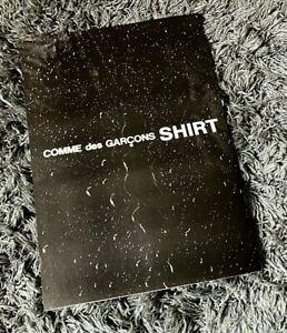 Rare Original Vintage 1990's Magazine Advert Ad Picture Comme des Garcons Shirt