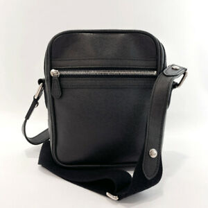 LOUIS VUITTON Shoulder Bag M32462 Dimitri Taiga mens
