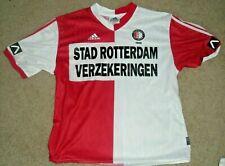 Adidas Feyenoord Rotterdam 1999 - 2000 Home football jersey size Large