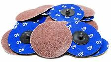 """New listing 3"""" A/O Quick Change Sanding Disc - 25 Pack () 320 Grit"""