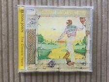 Elton John - Goodbye Yellow Brick Road Cd Album 1995