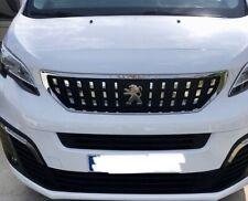 stickers Chrome Pour Calandre Peugeot Expert Et Traveler