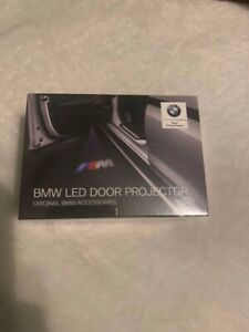 Genuine BMW OEM LED Door Projector brand new *63 31 2 468 386*