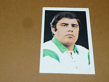 N°145 BOURGADE US MONTAUBAN RECUPERATION AGEDUCATIFS RUGBY 1971-1972 PANINI