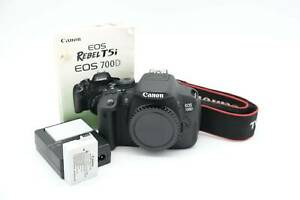 Canon EOS 700D Camera EXCELLENT Condition FREE Express Post