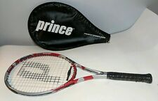 "New listing Prince Lob Ti 500 Racket Mid Plus 27"" Long 4-1/4"" Grip Graphite Fusion Racquet"
