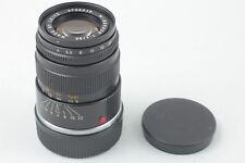 【N.MINT】Minolta M-ROKKOR 90mm f4 Lens for Leica M, Leica CL, Leitz Minolta CL