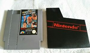 NES Wrestle Mania NINTENDO NES Cartridge Only