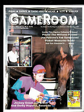 GameRoom Magazine Joe Bravo Rosetide Sky Raider February 2003