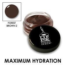 LIP INK Organic Tinted Lip Balm Moisturizer - Forest Dark Brown - 2