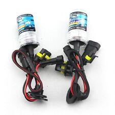 Set of 2 HID 9005 6000K Xenon Replacement Headlight Light Bulbs Zone Tech