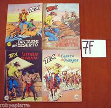 Lotto n 4 TEX GIGANTE Araldo Bonelli 169 174 176 177 L 350 fumetti robyepierre