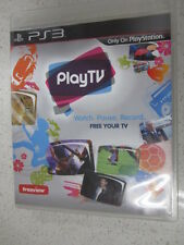Play TV PS3 disc only without decoder