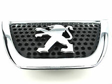Genuine New PEUGEOT GRILLE BADGE Logo For 3008 2009+ HDi Crossover Hybrid MPV