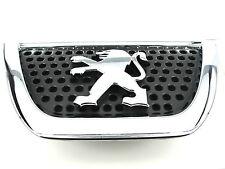 Genuine New PEUGEOT GRILLE BADGE Bumper Logo For All Models 2009-2013 9685973077