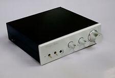 Class A HIFI Audio Preamplifier Finished In Case BASS+TREBLE Tone Preamp