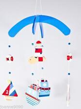 Meubles de maison bleus en bois pour enfant