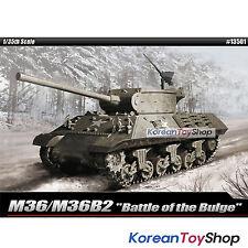 Academy 13501 1/35 Plastic Model Kit M36/M36B2 Battle of the Bulge Made in Korea