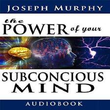 Power of Your Subconscious Mind Joseph Murphy Audio MP3 on DVD Success Self-help