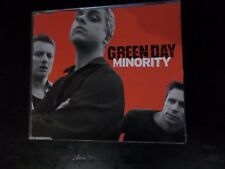 CD SINGLE - PROMO - GREEN DAY - MINORITY - 1 TRACK