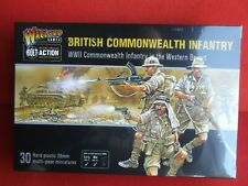 Bolt Action - British Commonwealth Infantry.