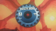 GUILTY GEAR PLAYSTATION PSX COMBINED SHIPPING