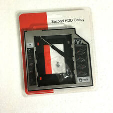 Sata Ssd Hdd Hard Drive Caddy Universal 12.7mm 2nd for Cd/Dvd-Rom Optical Bay Us