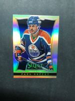 2013-14 Panini Select Prizm Legend #183 Paul Coffey • Edmonton Oilers Rainbow