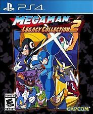 Mega Man Legacy Collection 2 (Sony PlayStation 4, 2017)