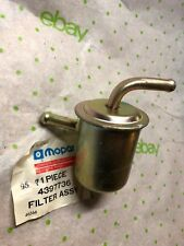 Mopar OEM Chrysler Fuel Filter 4397736