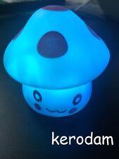 New LED Night Light Lamp Mushroom Christmas gift color change party Decor kids