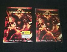 The Hunger Games (DVD, 2012, 2-Disc Set)   ***BRAND NEW SEALED***